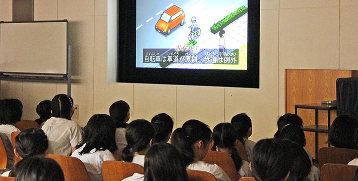 防災教育の推進