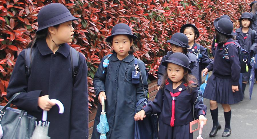 やさしい心を育む学校
