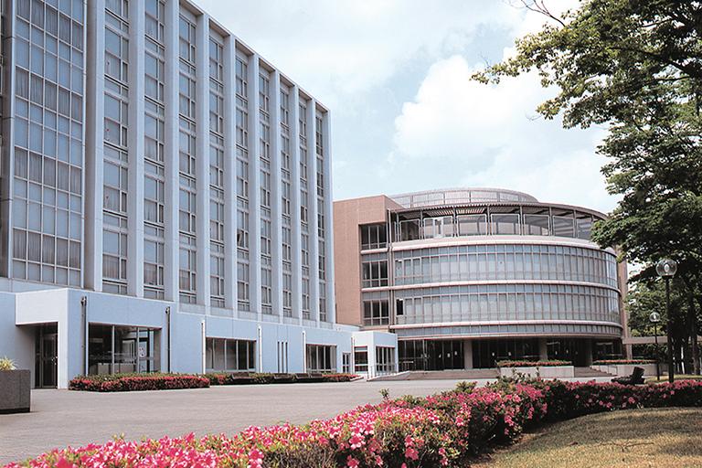 川村学園女子大学・大学院(我孫子キャンパス)